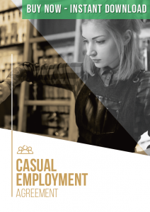 Casual Employment Agreement