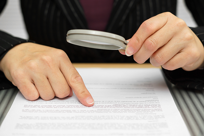 written contract provides evidence of the agreement