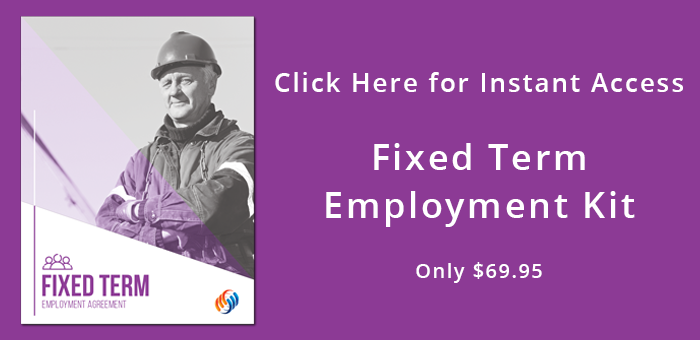 Click to Buy Fixed Term Employment Contract Download