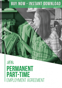 Permanent Part Time Agreement Buy Now